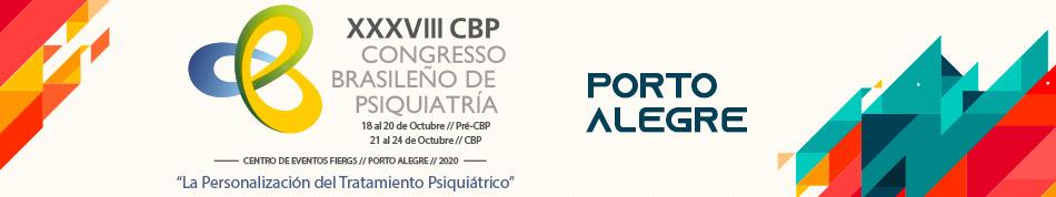 38 ° Congreso Brasileño de Psiquiatría
